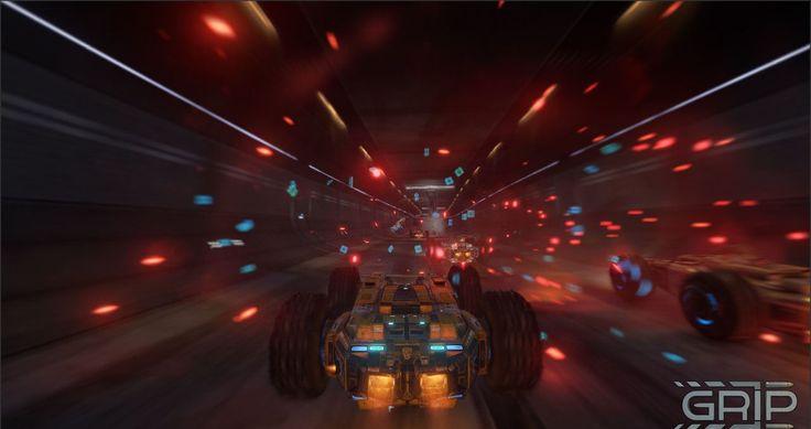 GRIP (PC & PS4) / Carreras #Races #Race #RaceGames #Carreras #Speed #Velocidad #Coches #cars #Simulacion #Simulator #Simulation #GRIP #GRIPGame #gripvideogame