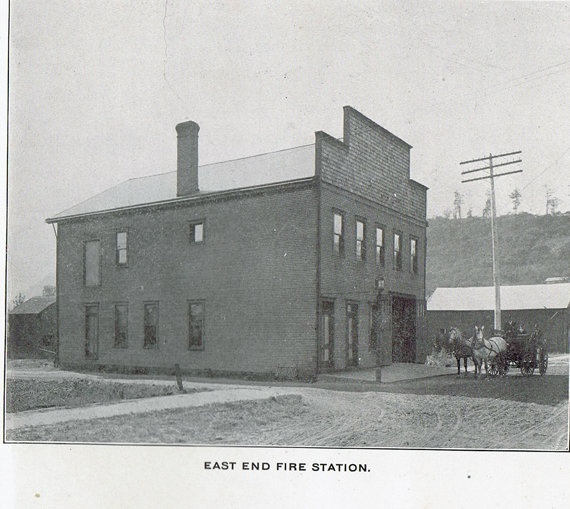 East End Fire Station