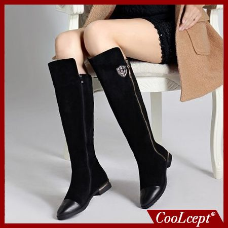 Great item for everybody.   women real genuine leather pointed toe flat over knee boots fashion long boot winter botas brand footwear shoes R7318 size 34-39 - US $58.50 http://prowomenshop.com/products/women-real-genuine-leather-pointed-toe-flat-over-knee-boots-fashion-long-boot-winter-botas-brand-footwear-shoes-r7318-size-34-39/