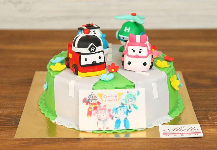 Заказать  торт на день рождения ребенку это отличный способ сделать прекрасный подарок 🎁 своему маленькому и любимому сладкоежке на День рождения или на другой праздник. Что может быть лучше торта с героями любимых мультиков, выполненных из вкусной мастики.🎂  С радостью изготовим этот красочный торт для вашего праздника от 2-х кг и всего 2150₽/кг.  Изготовление первой #ФигуркиНаТорт машинки составляет 200₽. Каждая дополнительная #ФигуркаИзМастики - 1200₽.  Расскажите нам о Вашей идее…