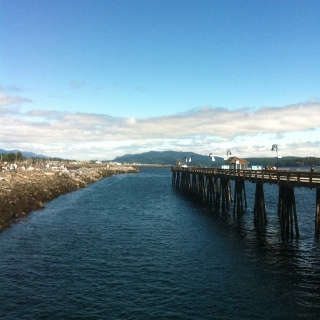 -- One of my favorite places to be in Campbell River.