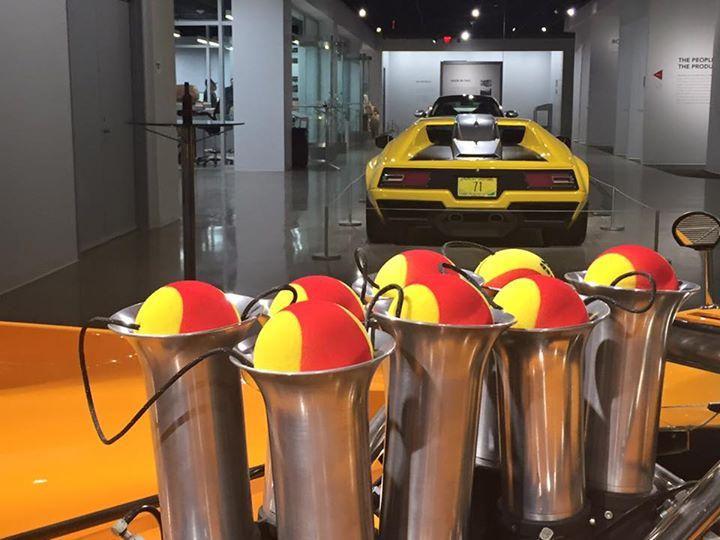 Peterson Automotive Museum - 01  What a night! #TimAllen, #SharonStone, #LisaKudrow, #RichardRawlings, #DUB, #Brembo, #PetersenMuseum, #TheDrive, #TheDrivewithAlanTaylor, #GalpinAutoSport, #BarrettJackson, #GasMonkeyGarage, #FastNLoud, #ClassicCars, #Motorland  ~ Alan Taylor via Facebook ift.tt/1jH2eC5