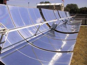La energia termica o energía termosolar consiste en el aprovechamiento de la energia del sol para la produccion de energia mecanica