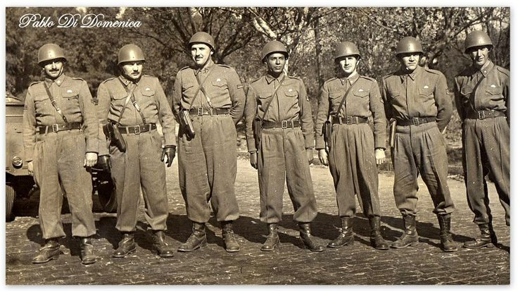 Here is apicture of me ,Stan, and our fellow engineers during our military service in the 42 Engineers' Corps