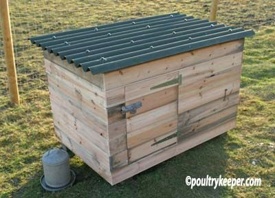 1000 images about duck housing on pinterest duck house for How to build a duck shelter