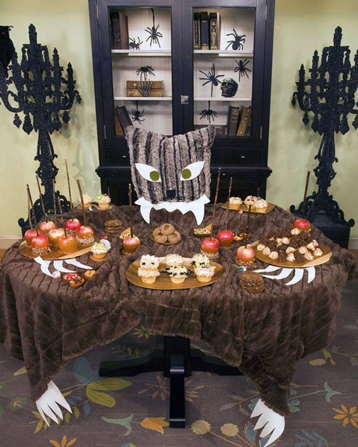 Monster Buffet | Martha Stewart Living   This Unforgettable Monster Buffet  Was Inspired By The Adrienne Part 82
