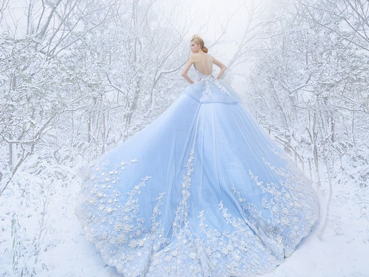 Best 25 ice blue dress ideas on pinterest frozen dress for Ice blue wedding dress