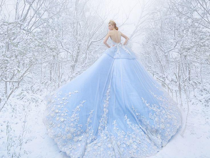Best 25+ Ice Blue Dress Ideas On Pinterest
