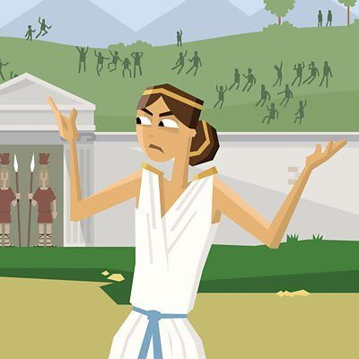 How did the ancient Greeks change the world? Includes a bit about Alexander's role in Greek influence. All ages.