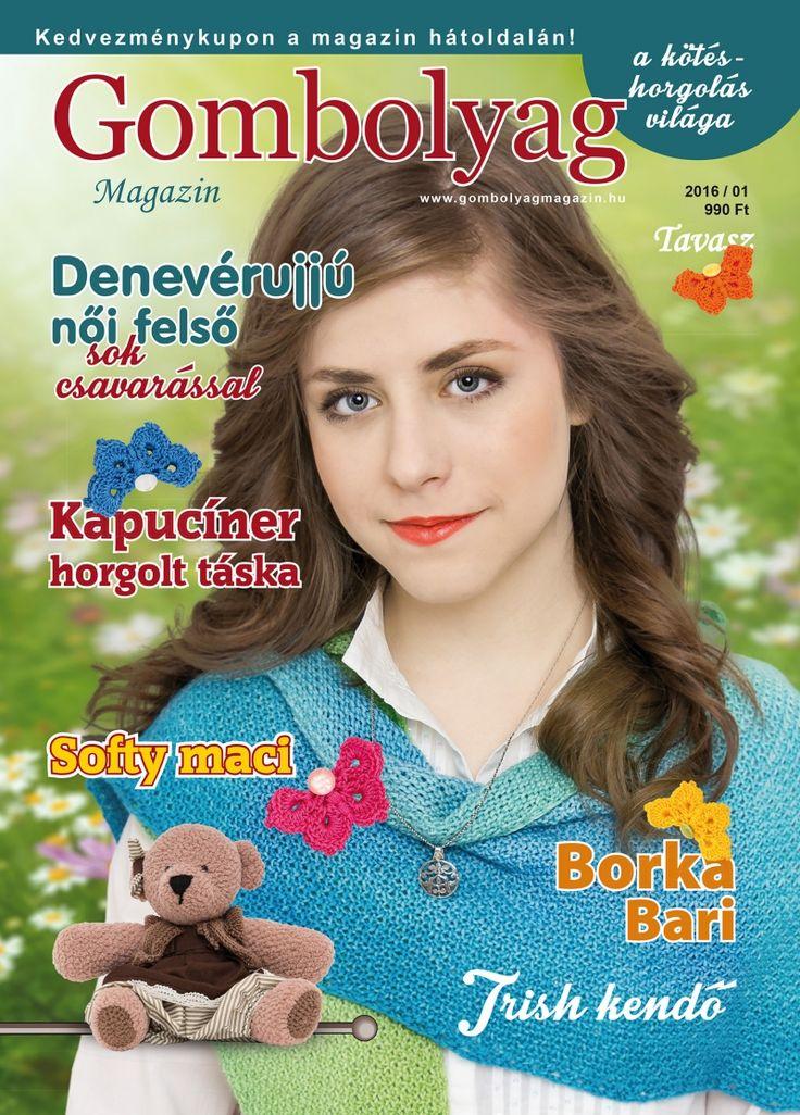 Gombolyag Magazin - 2016/01. - 6. szám
