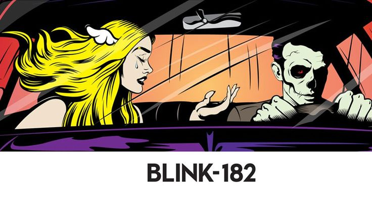 Blink-182 Announces Tour Dates 2016 #blink182 #BoredToDeath #therejects #WhereisADTR
