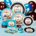 nearly giggle hoot party set