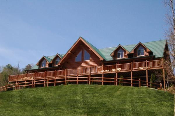 Gatlinburg Cabin Rentals At Places To Visit Pinterest