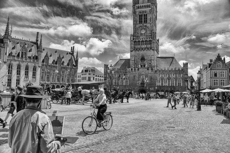 Bruges-Belgium by Ernesto Velazquez | GuruShots