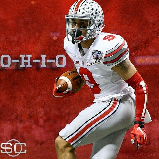 Devin Smith #9 } **************** Ohio State Football } #Buckeyes #GoBucks