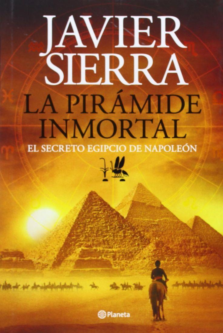 NOVEDADES DICIEMBRE 2014. Agosto de 1799. Un hombre ha quedado atrapado en el interior de la Gran Pirámide y se debate entre la vida y la muerte. Es el joven general Napoleón Bonaparte...
