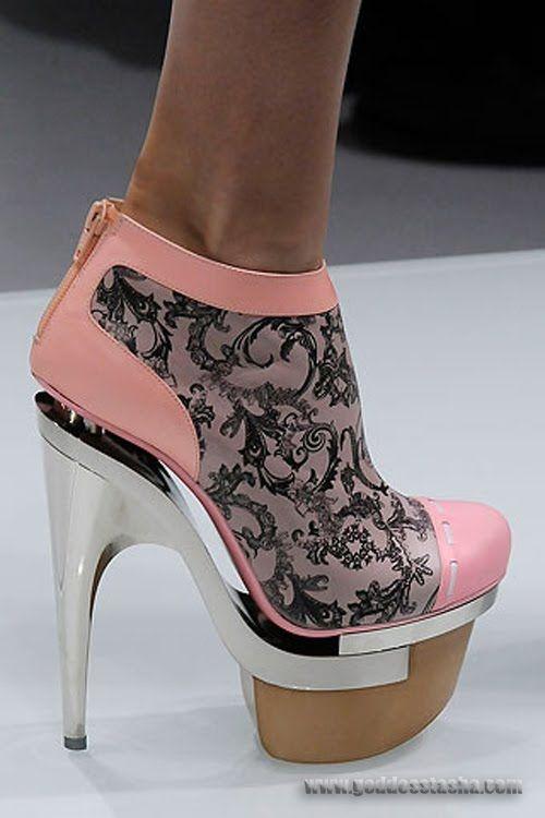 nicki minaj shoes caught my eye I kind of think they look ...