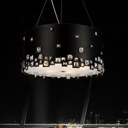 Shadow 5 Light Drum Chandelier | Wayfair