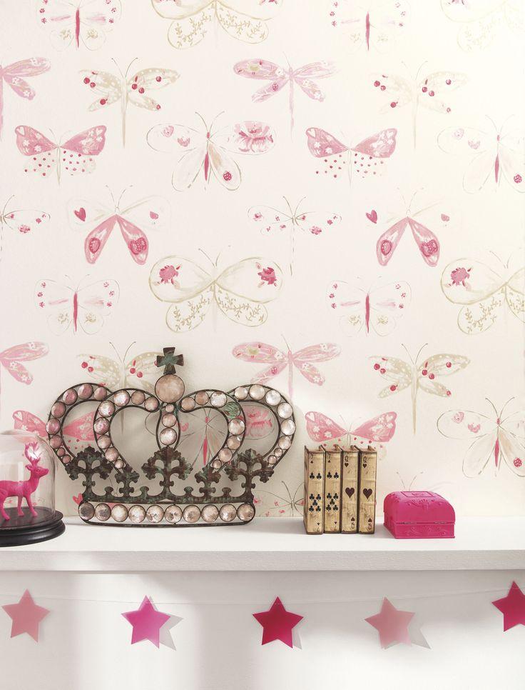19 best caselio oh la la tapeten f r jedes m dchenzimmer. Black Bedroom Furniture Sets. Home Design Ideas