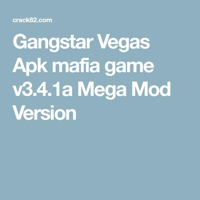 mod apk gangstar vegas v3.4.1a