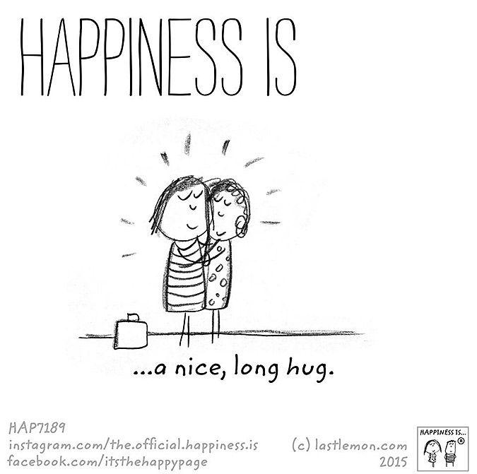 ΣΥΓΧΡΟΝΗ ΖΩΗ | Υπέροχα σκίτσα εξηγούν… τι είναι ευτυχία