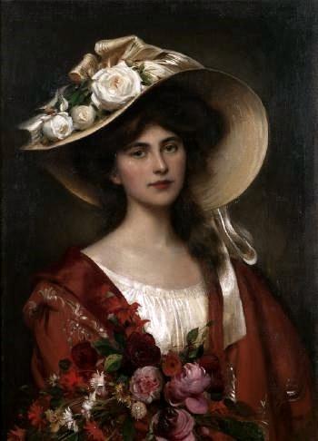Albert Lynch ( 1851 - 1912 ) Lima, Peru
