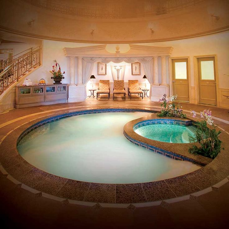 Luxury Home Indoor Pools Residential: 1344 Best Amazing Pools & Hot Tubs Images On Pinterest