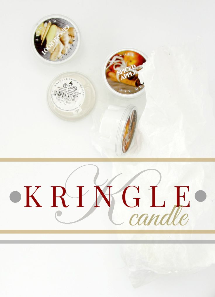 Urodelle: | Woski zapachowe Kringle Candle | KRINGLE CANDLE wax melts |