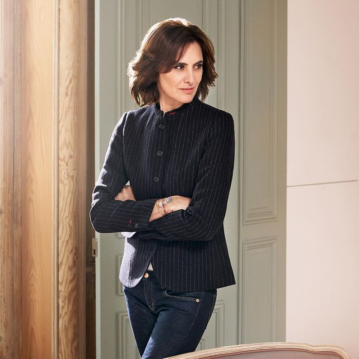 486 best images about ines de la fressange style on. Black Bedroom Furniture Sets. Home Design Ideas
