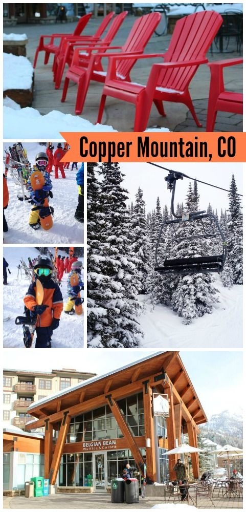 Copper Mountain Ski and Snowboarding Family Vacation in Colorado / Travel / Family Travel