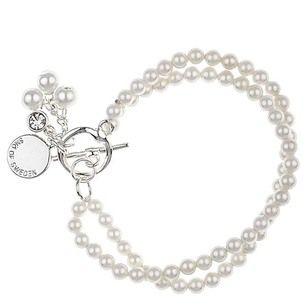 SNÖ Of Sweden - Ally Double Bracelet White - 563-3152010