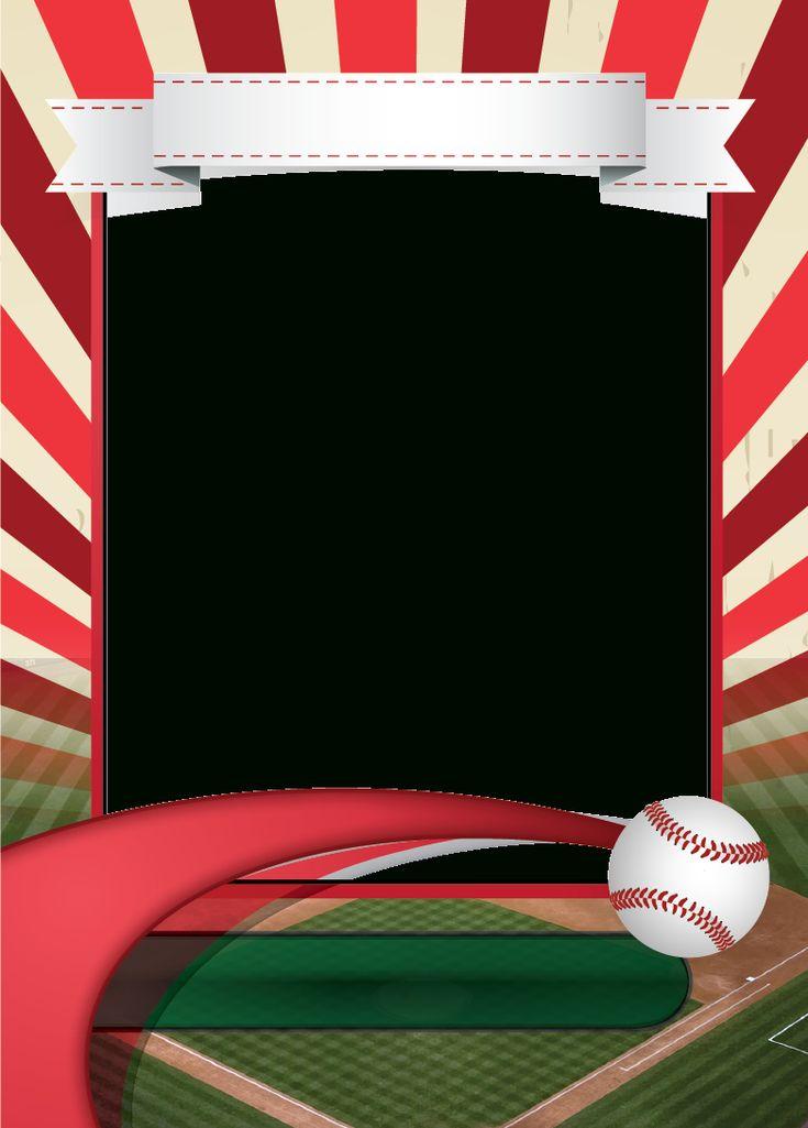 Baseball card template mockup andreas illustrations