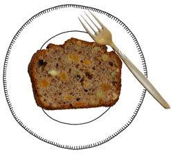 Cake van adukibonen - Koken met Karin