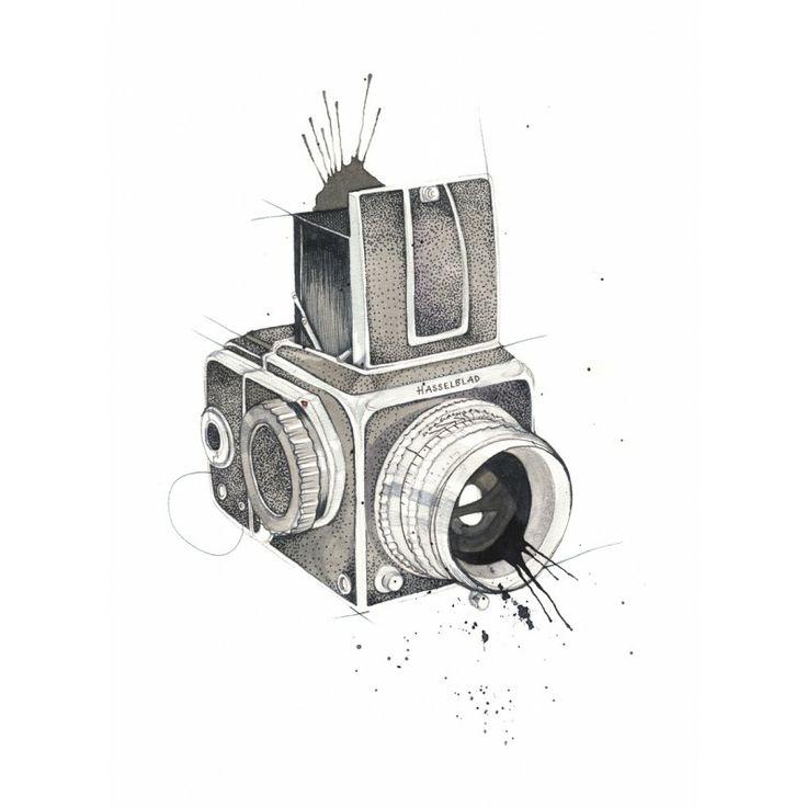 Hasselblad Illustratør Mona Stenseth Larsen