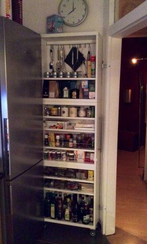 Praktischer Stauraum für die Küche | hej.de