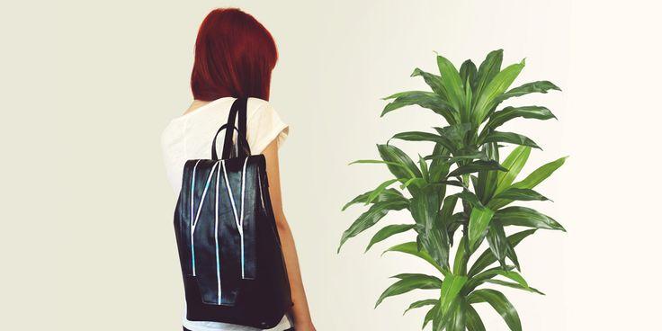 """Qualified for the Etsy Design Awards Final !!! Please vote for my new product Backpack """"Simetria""""! Finalist bei den Etsy Design Awards!!! Auf eure Unterstützung beim Voten würde ich mich sehr freuen! https://www.etsydesignawards.com/de/17/ErikaSzuecs"""