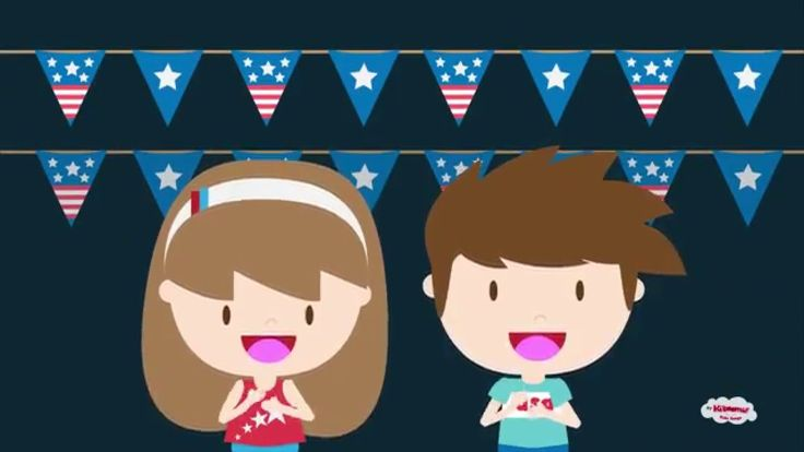 Fireworks Songs for Children | Fourth of July Song for Kids | 4th of Jul...