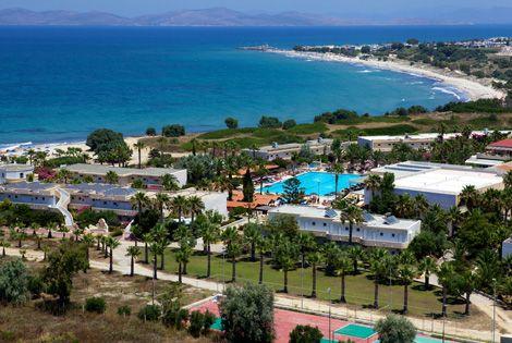 Séjour Grèce Carrefour Voyages, promo séjour pas cher Ile de Kos au Hotel Club Achilleas 4* prix promo séjour Carrefour Voyages à partir 599,00 € TTC