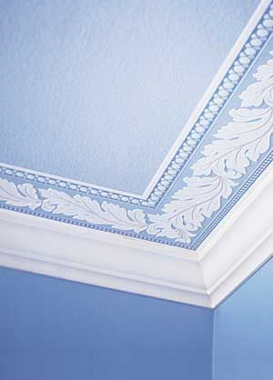 Four Pretty Ceiling Projects Best Ceilings And Wallpaper