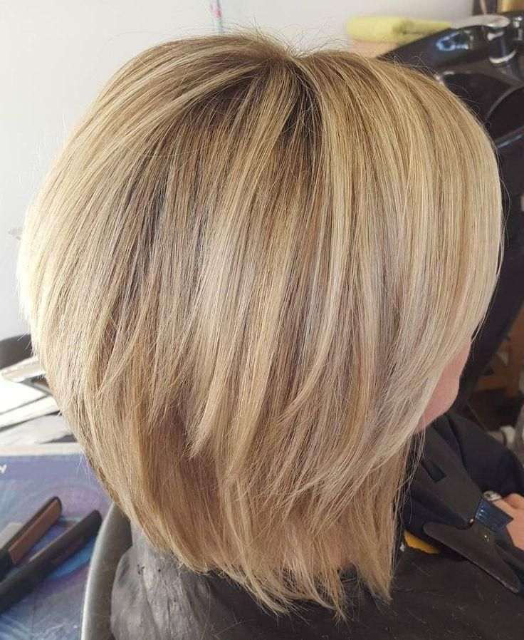 Pin By Hair Length On Hair Layered Bob Hairstyles Medium Hair Styles Bob Hairstyles