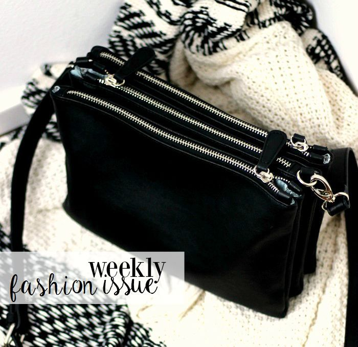 FASHION issue trio bag freddy