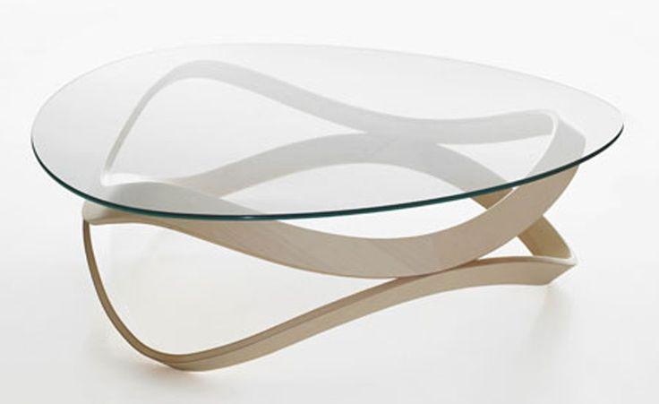 18 best coffee tables images on Pinterest | Round glass ...