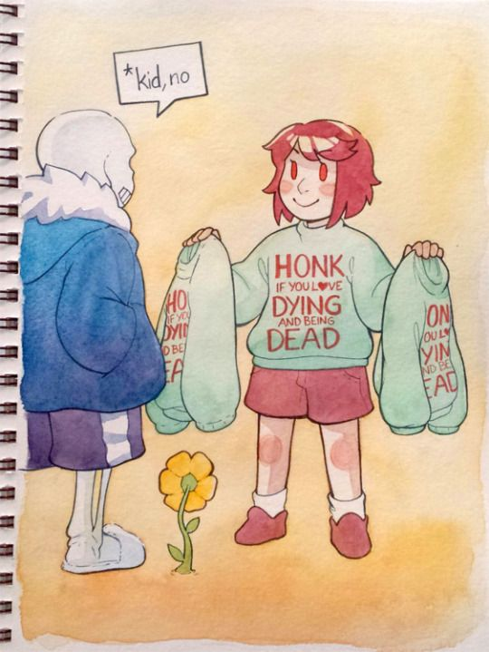 Chara has matching sweaters for some of their favorite people