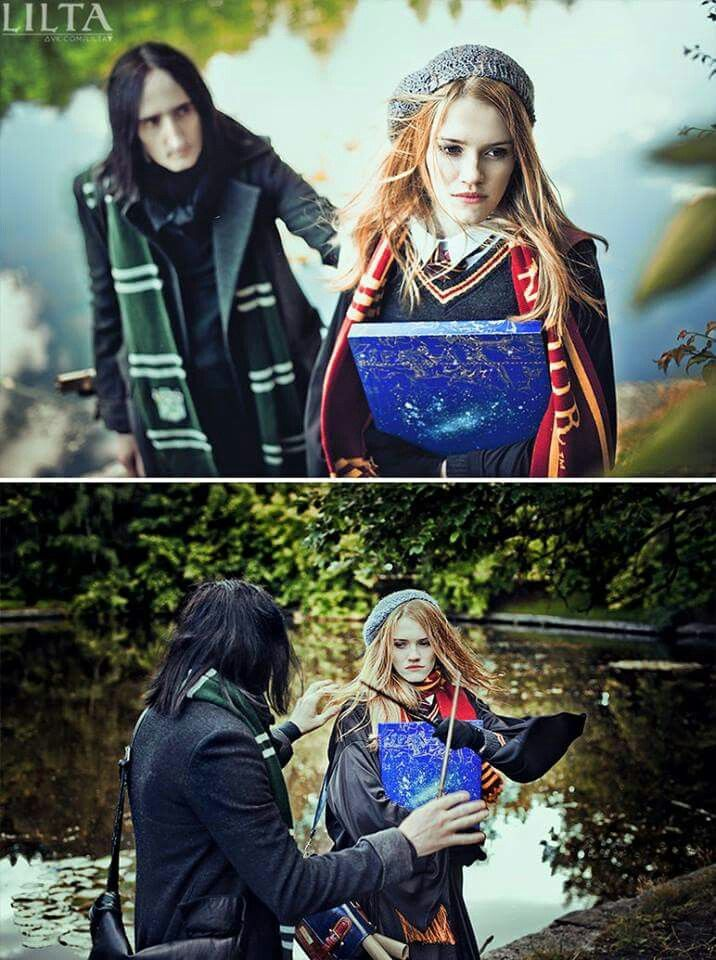 Pin By Lilith On Books Severus Snape Lily Evans Snape