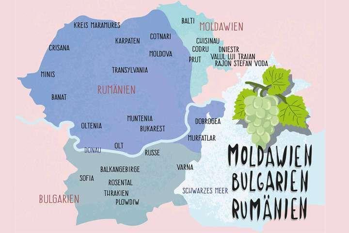 Schatze Am Schwarzen Meer Falstaff Moldawien Bukarest Und