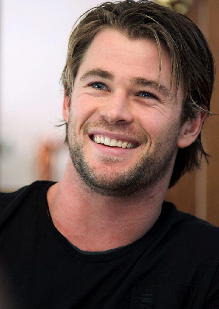 Chris Hemsworth [Thor] | The Male Celebrity