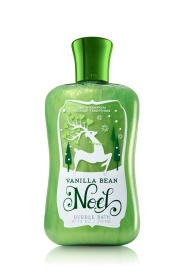 Vanilla Bean Noel Bubble Bath - Signature Collection - Bath & Body Works #repintowinyorkdale
