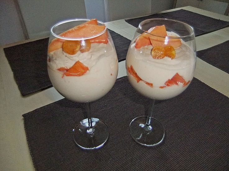 Papaya - Creme (Rezept mit Bild) von sramaravilla | Chefkoch.de