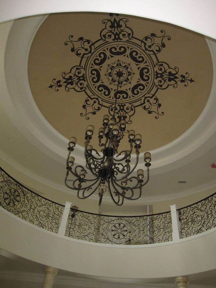 Foyer Ceiling Medallion : The best mediterranean ceiling medallions ideas on