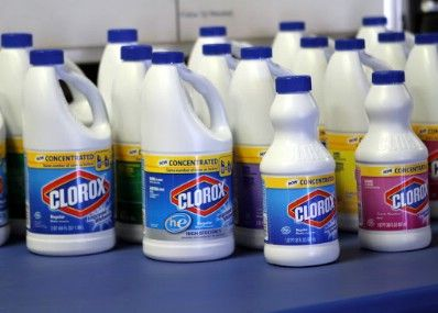 Replace the bleach in your laundry room - 51 Extraordinary Everyday Uses for Hydrogen Peroxide